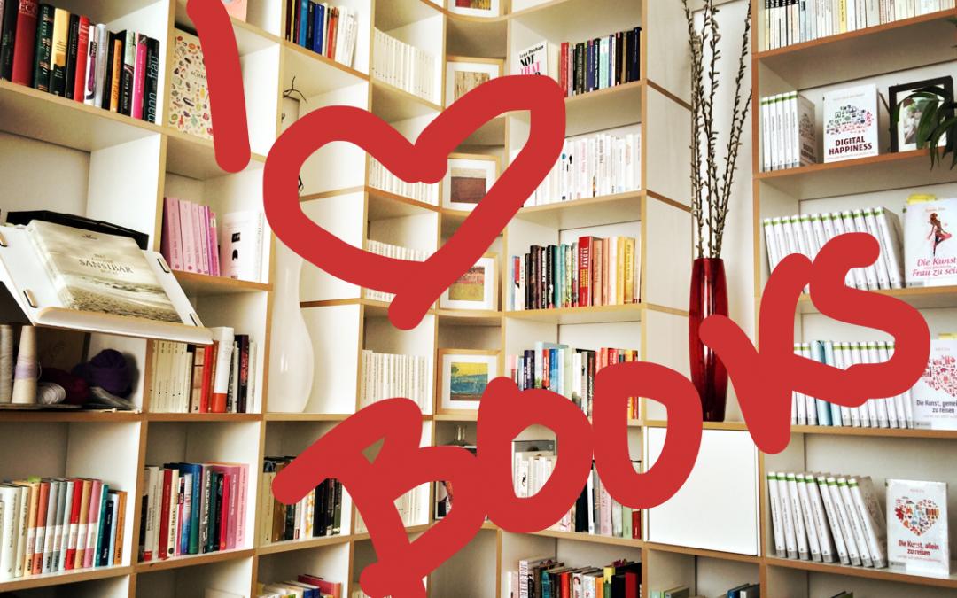 10 Bücher, die mein Leben veränderten