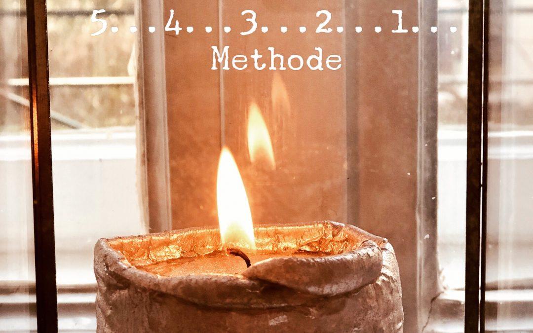 Die 5-4-3-2-1-Methode